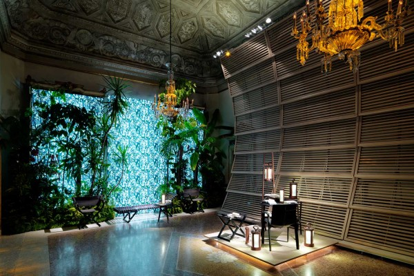 Milantrace2014 / Porta Venezia, Hermes at Palazzo Serbelloni | Yellowtrace