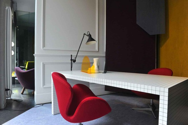 Milantrace2014 / Spotti Showroom, Photo by Nick Hughes | Yellowtrace