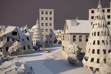 Paper City Maciek Janicki | Yellowtrace