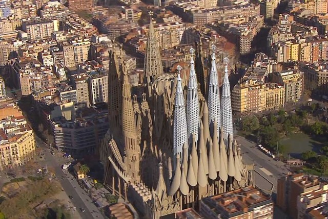 Sagrada Familia Render Barcelona | Yellowtrace