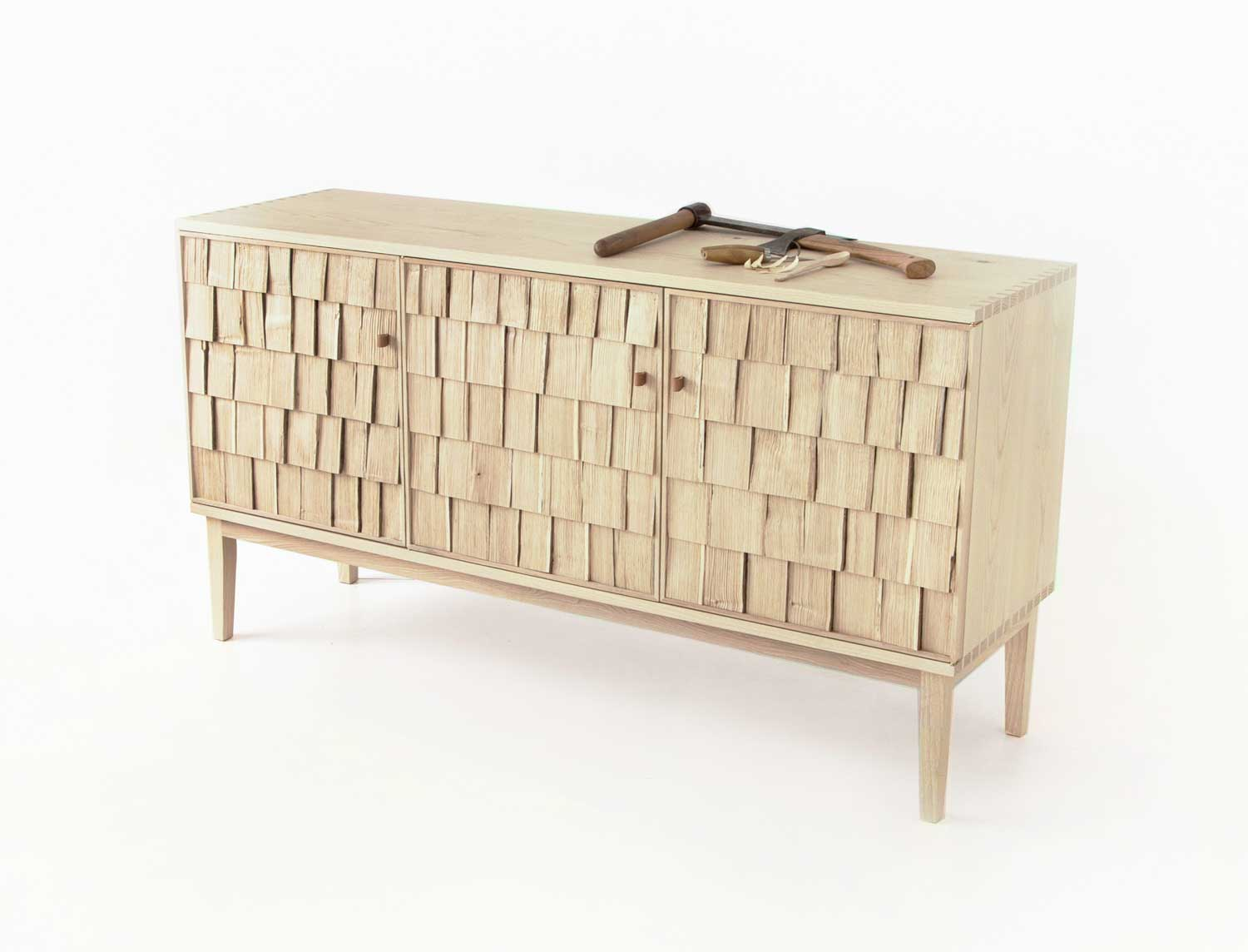 Shake Sideboard BY Sebastian Cox for Benchmark | Yellowtrace