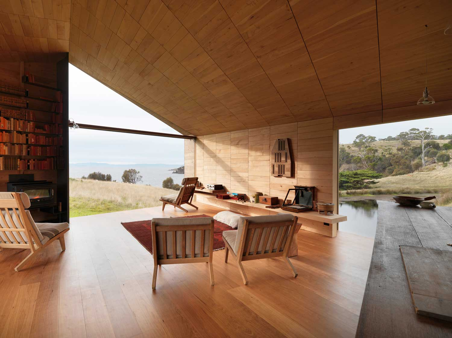 Shearers Quarters House by John Wardle Architects | Yellowtrace