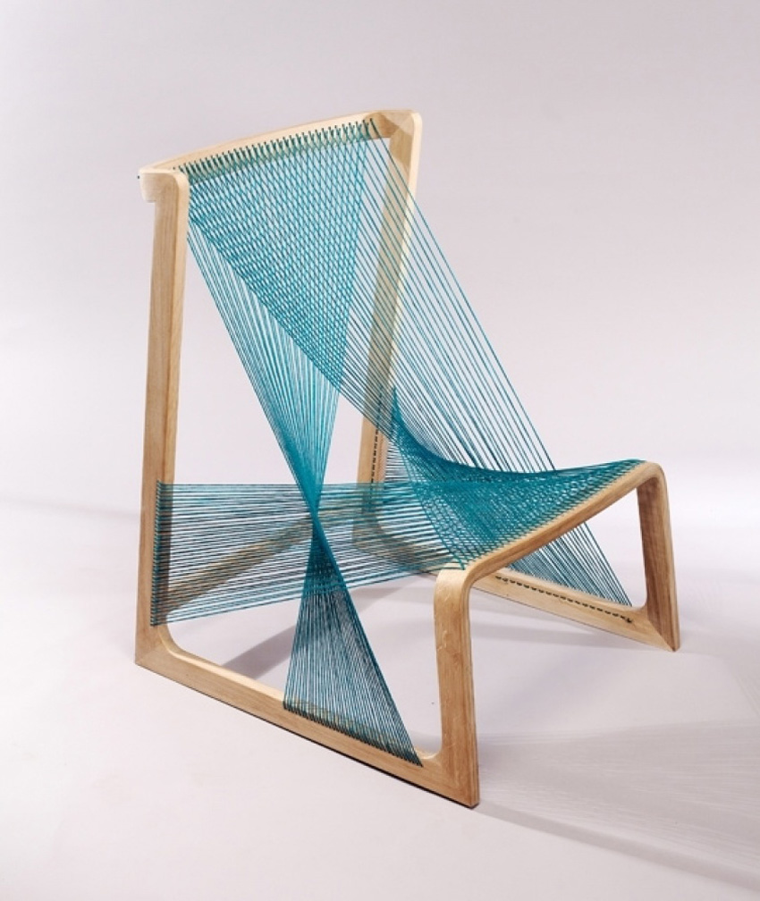 Silk Chair by Asa Karner | Yellowtrace