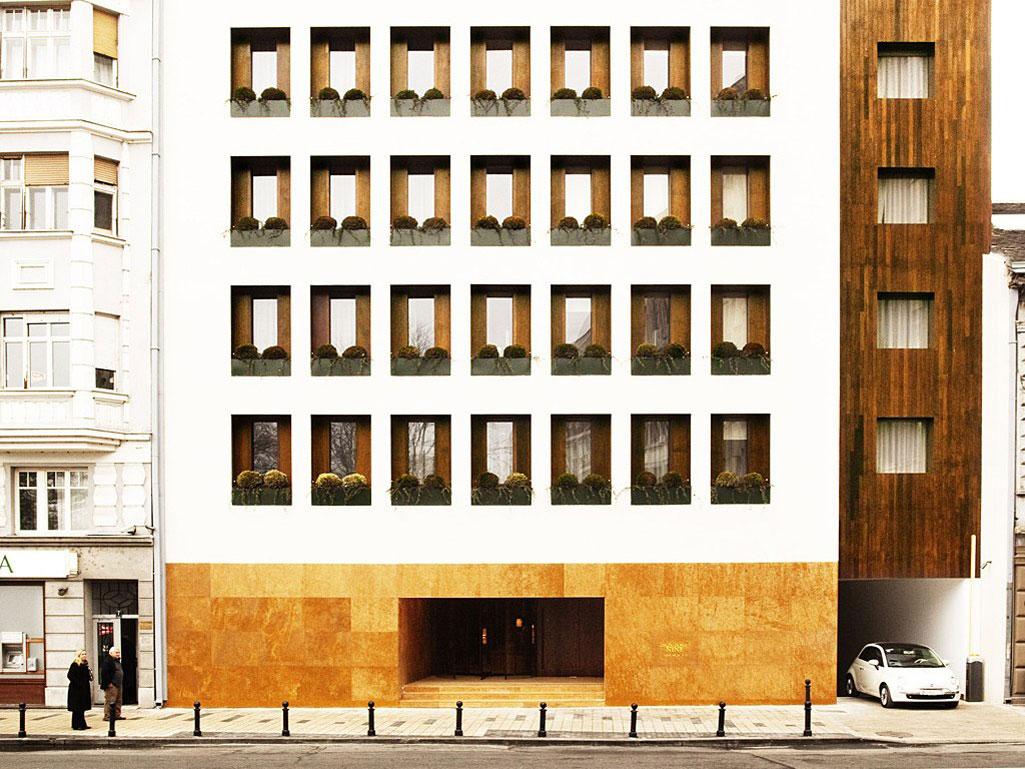 Square Nine Hotel in Belgrade, Serbia | Yellowtrace