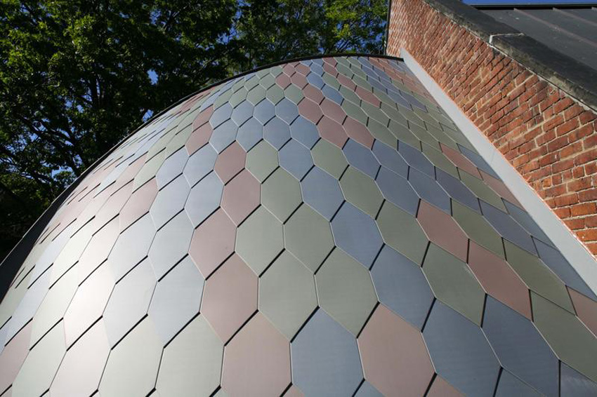 So Hot Right Now Scale Shingles In Architecture Amp Design