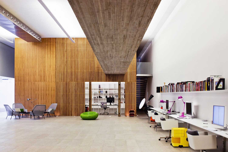 Studio Sc in Sao Paulo by Marcio Kogan from StudioMK27- | Yellowtrace