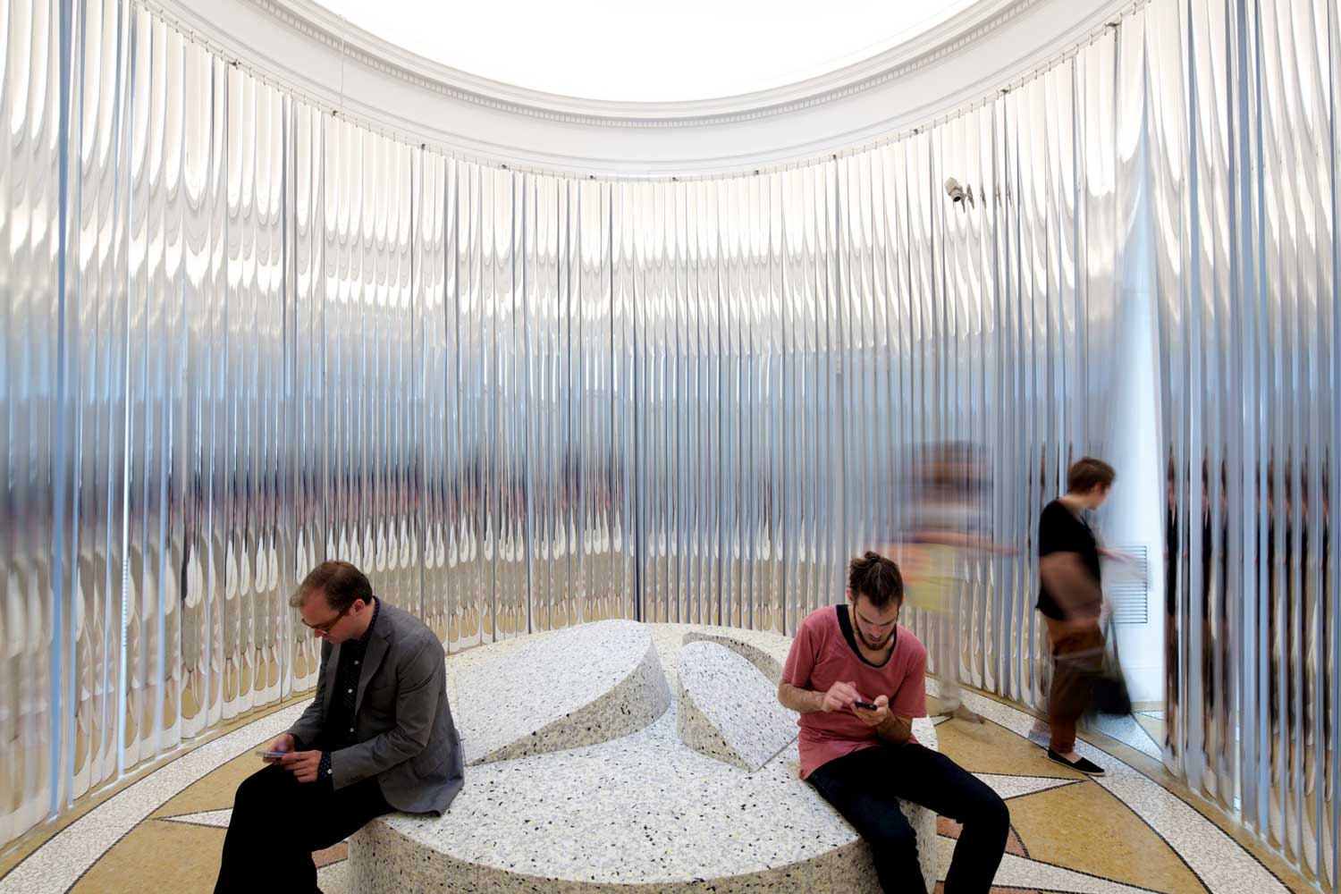 US Pavilion at the Venice Biennale 2014 Yellowtrace