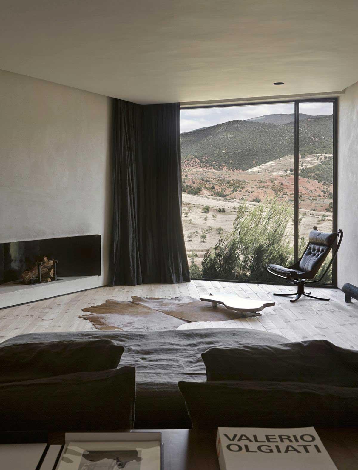 Villa E in Morocco by Studio KO   Yellowtrace