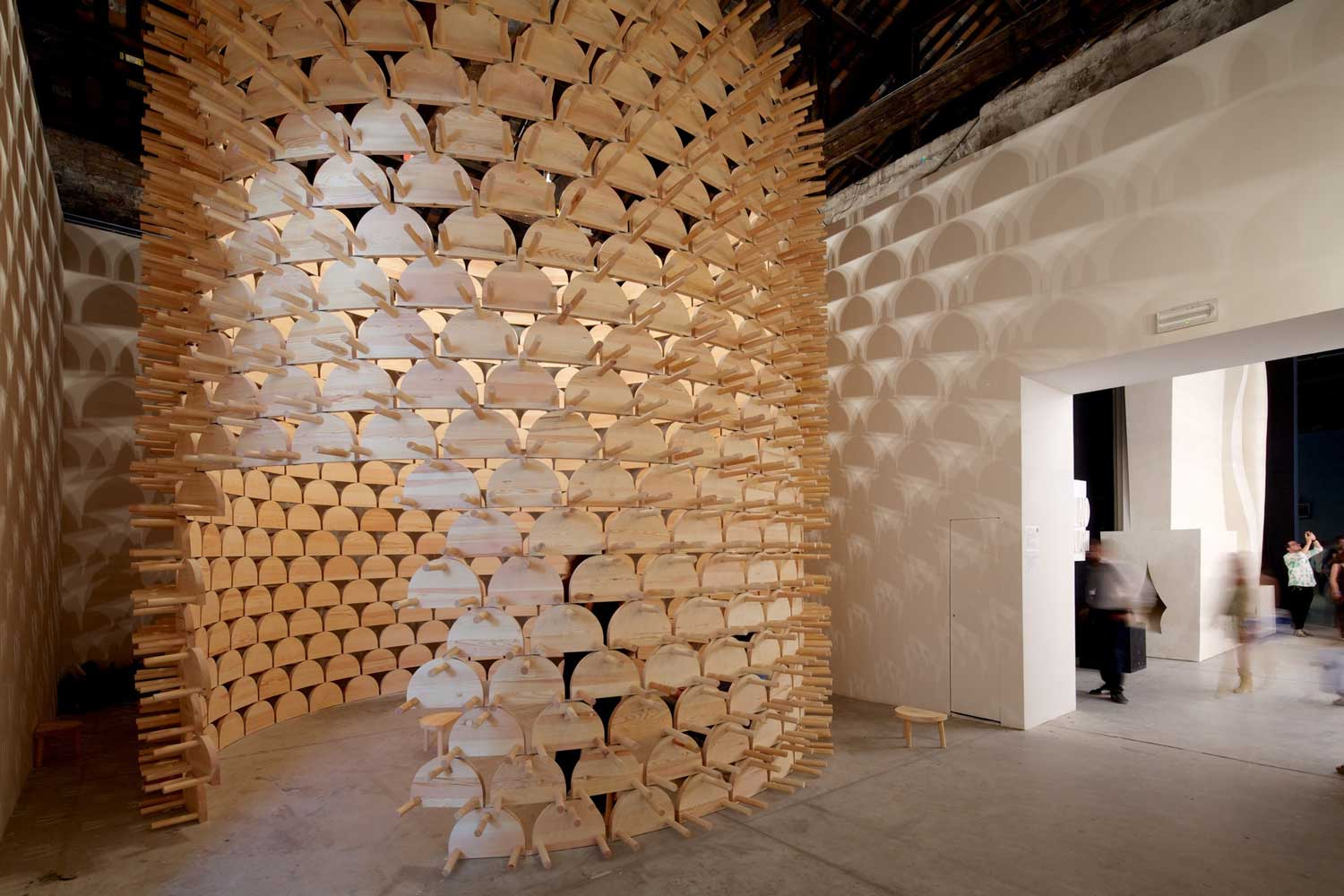 'Visibility Imposed Modernity' Kosovo's Pavilion at the Venice Biennale 2014   Yellowtrace