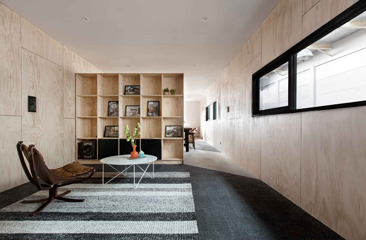 Warehouse Conversion by Doherty Design Studio | Yellowtrace
