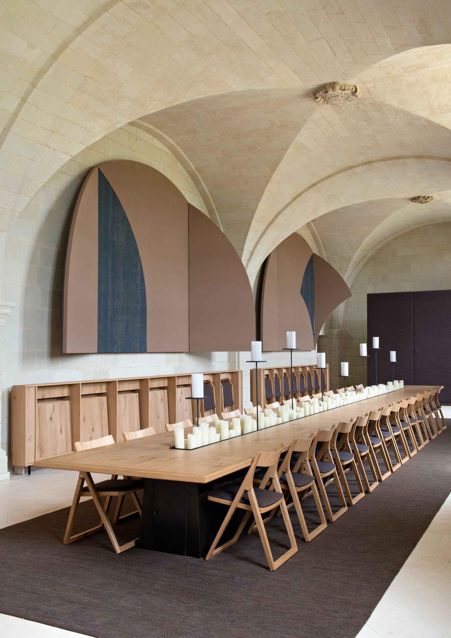 Abbaye de Fontevraud by Jouin Manku | Yellowtrace