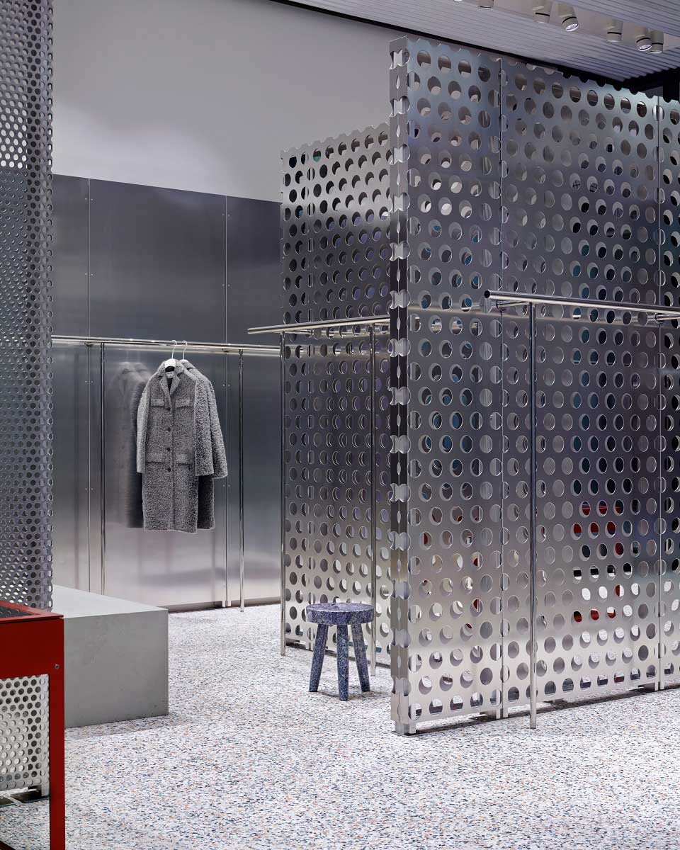 Acne Studios New Store in Melbourne | Yellowtrace