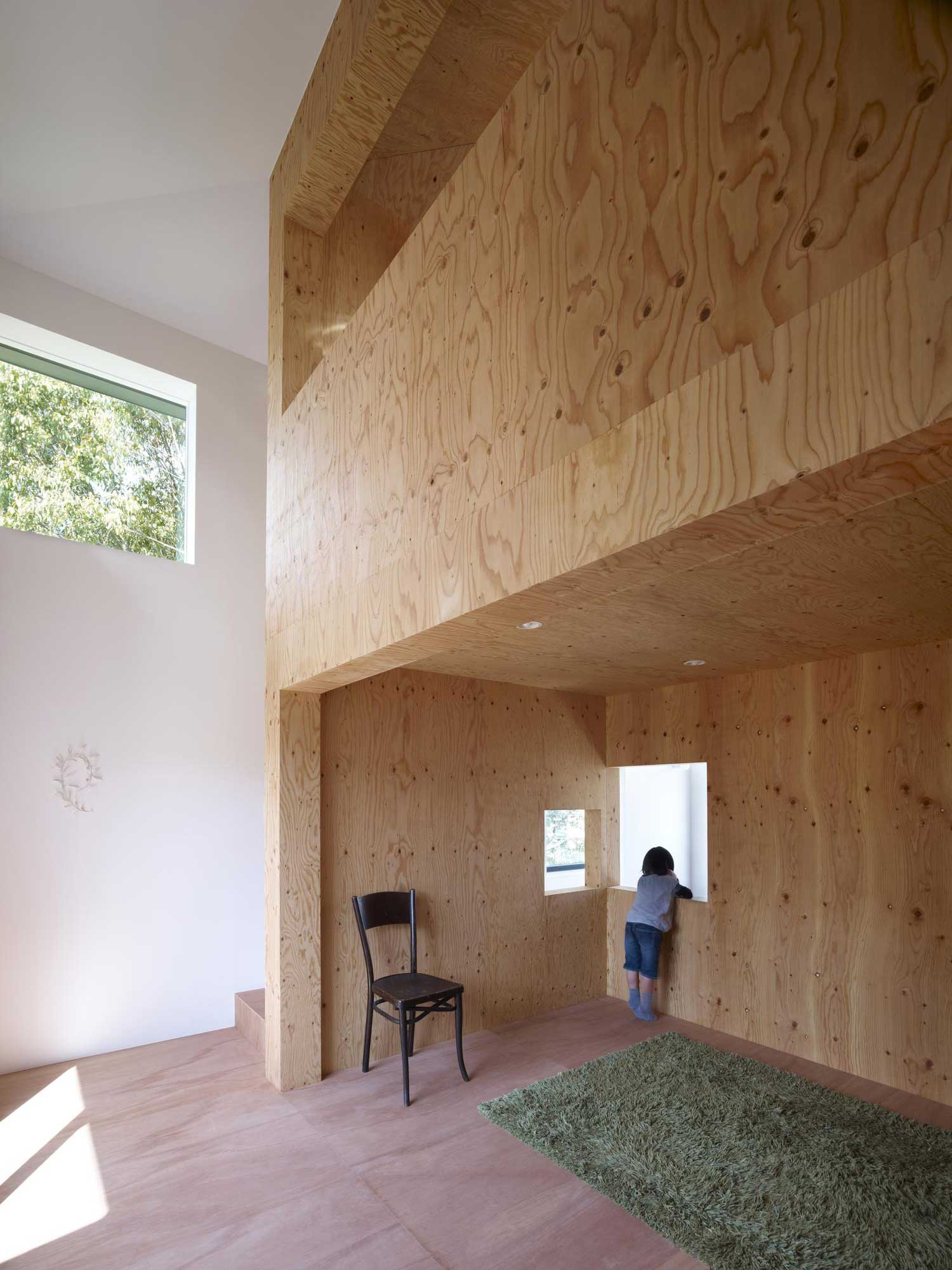 Belly House by Tomohiro Hata | Yellowtrace