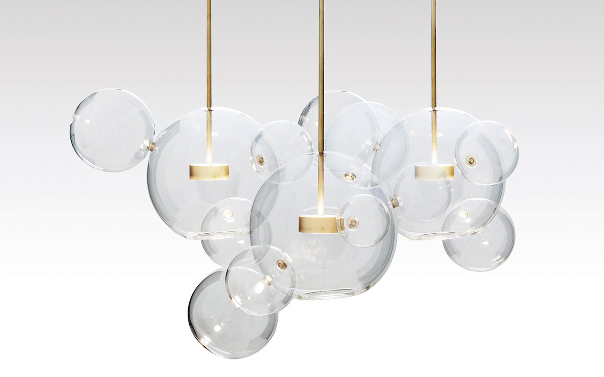 Bolle Lamp by Giopato & Coombes | Yellowtrace