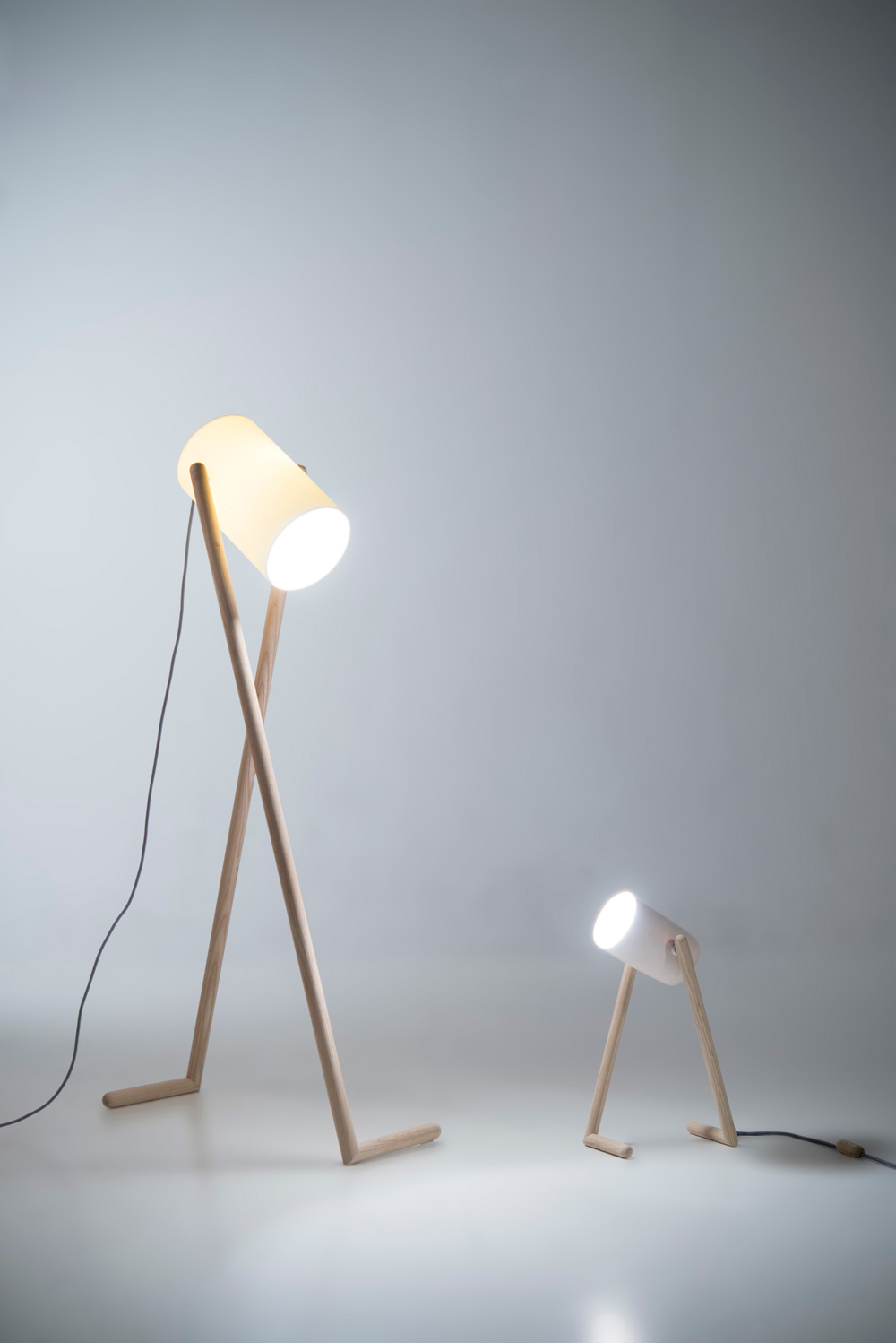 Boo Lamp by Hedda Torgersen | Yellowtrace