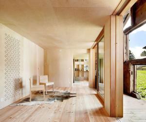 Casa C by Camponovo Baumgartner Architekten | Yellowtrace