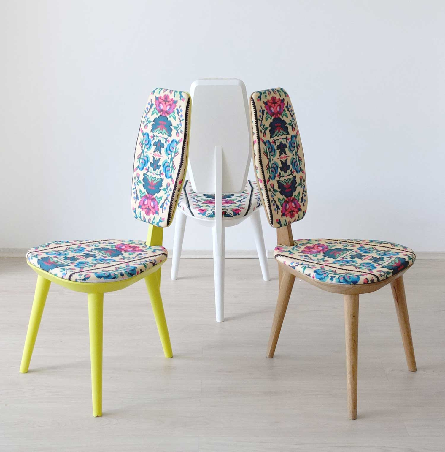 Chair Design by Lana Dumitru for Photoliu | Yellowtrace