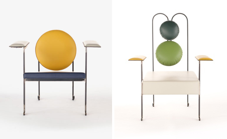 Mm1' Chair by Mario Milana   Yellowtrace
