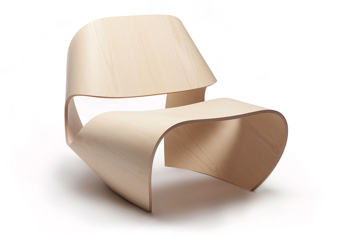 Cowrie Chair by Made in Ratio | Yellowtrace