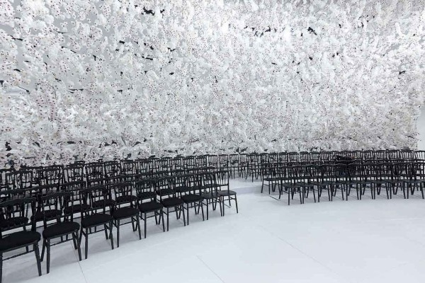 Dior Couture Autumn-Winter 2014-15 Fashion Show at Musee Rodin   Yellowtrace