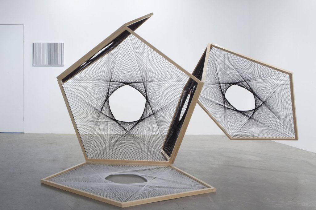 Geometric Sculptures Formed with Mathematical Equations | Yellowtrace