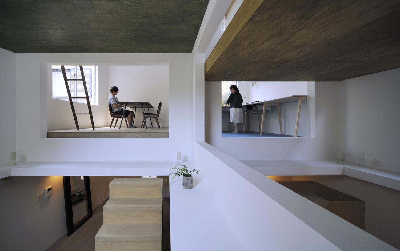 House T by Hiroyuki Shinozaki | Yellowtrace
