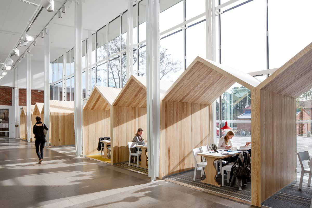 Karolinska Institute Future Learning Environments by Tengbom | Yellowtrace