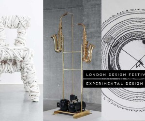 London Design Festival 2014 // Experimental Design Round up by Yellowtrace.