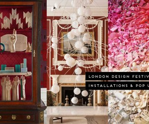London Design Festival 2014 // Installations & PopUps Round up by Yellowtrace.