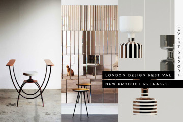 London Design Week 2014 // New Product Roundup by Yellowtrace.