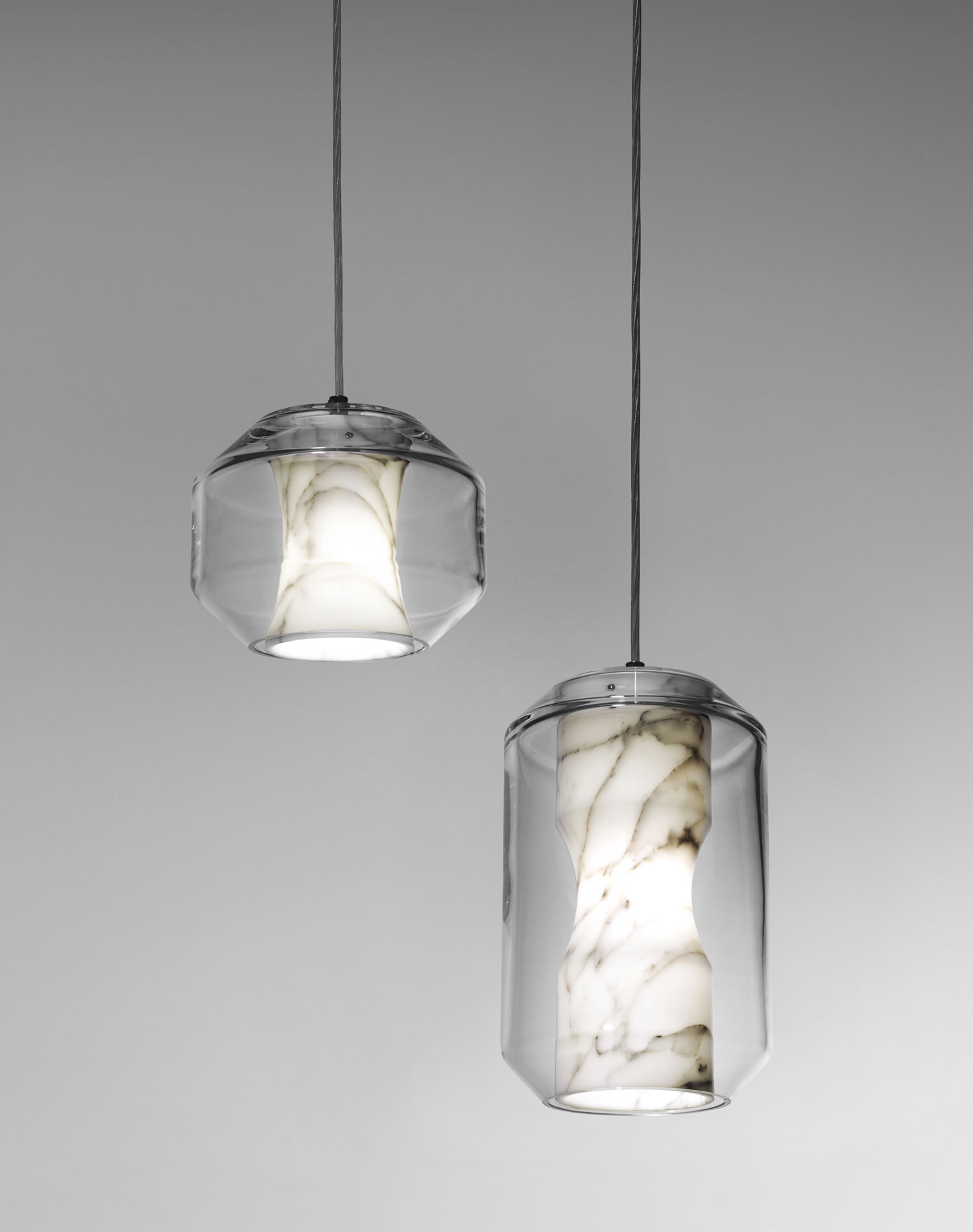 'Chamber Light', Nouveau Rebel Collection by Lee Broom | Yellowtrace