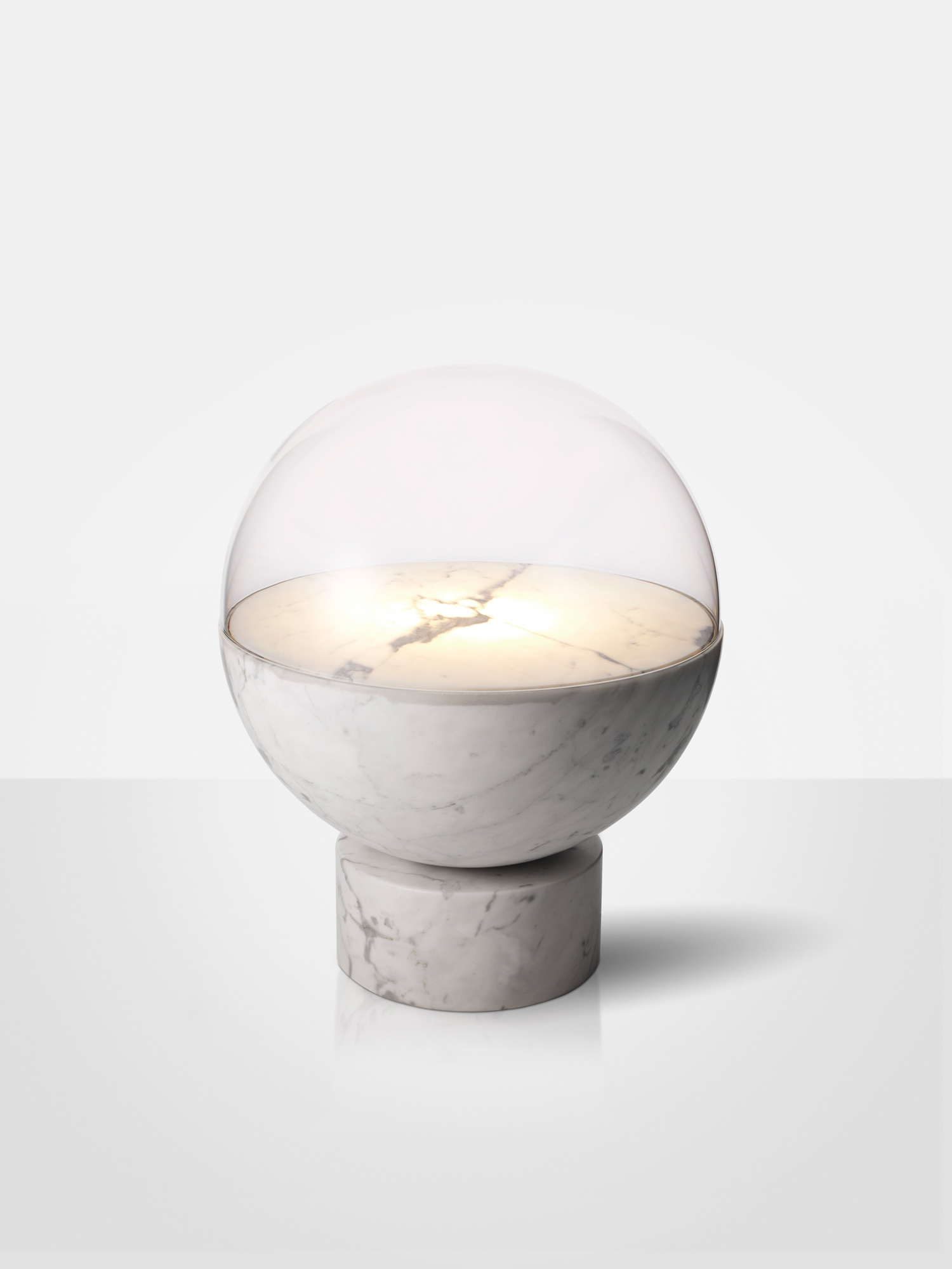'Globe Light', Nouveau Rebel Collection by Lee Broom | Yellowtrace
