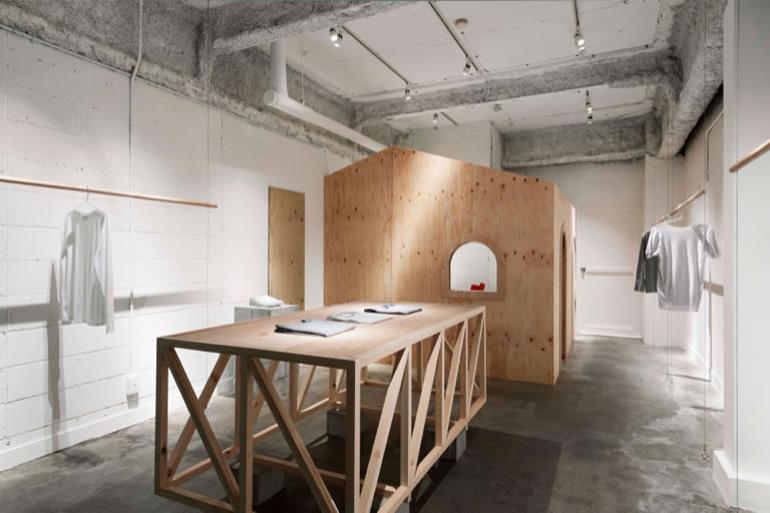 Not Wonder Store by Reiichi Ikeda | Yelowtrace