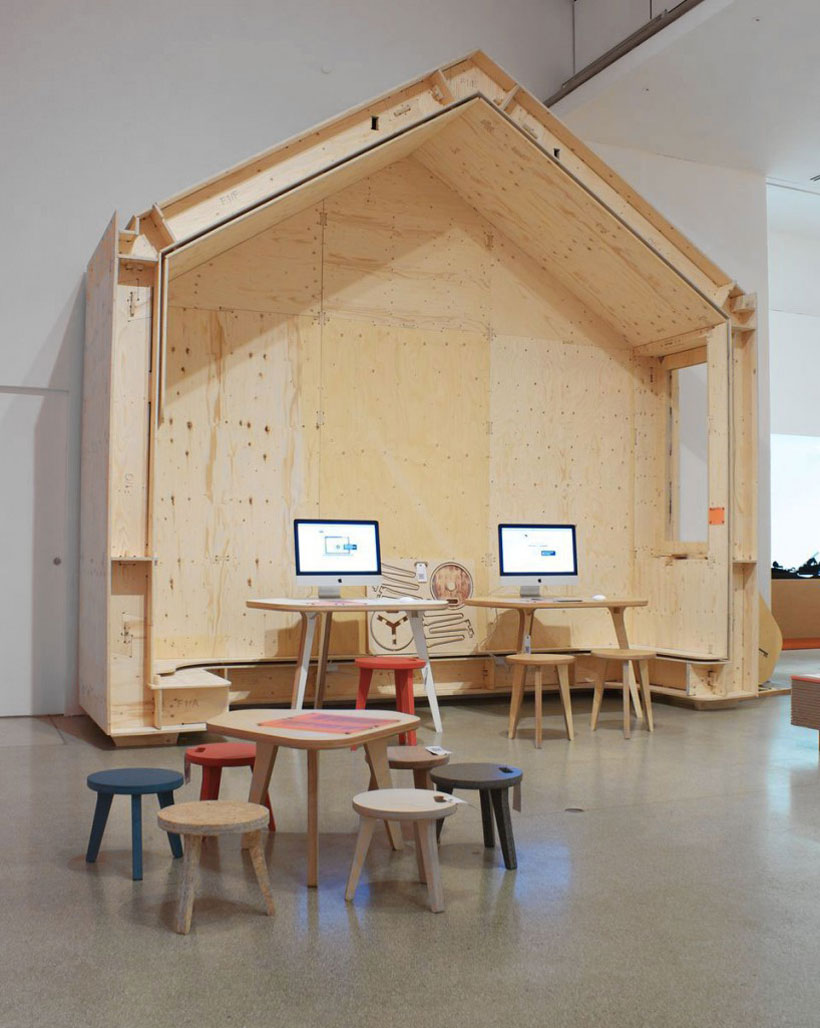 Opendesk Design Museum London | Yellowtrace