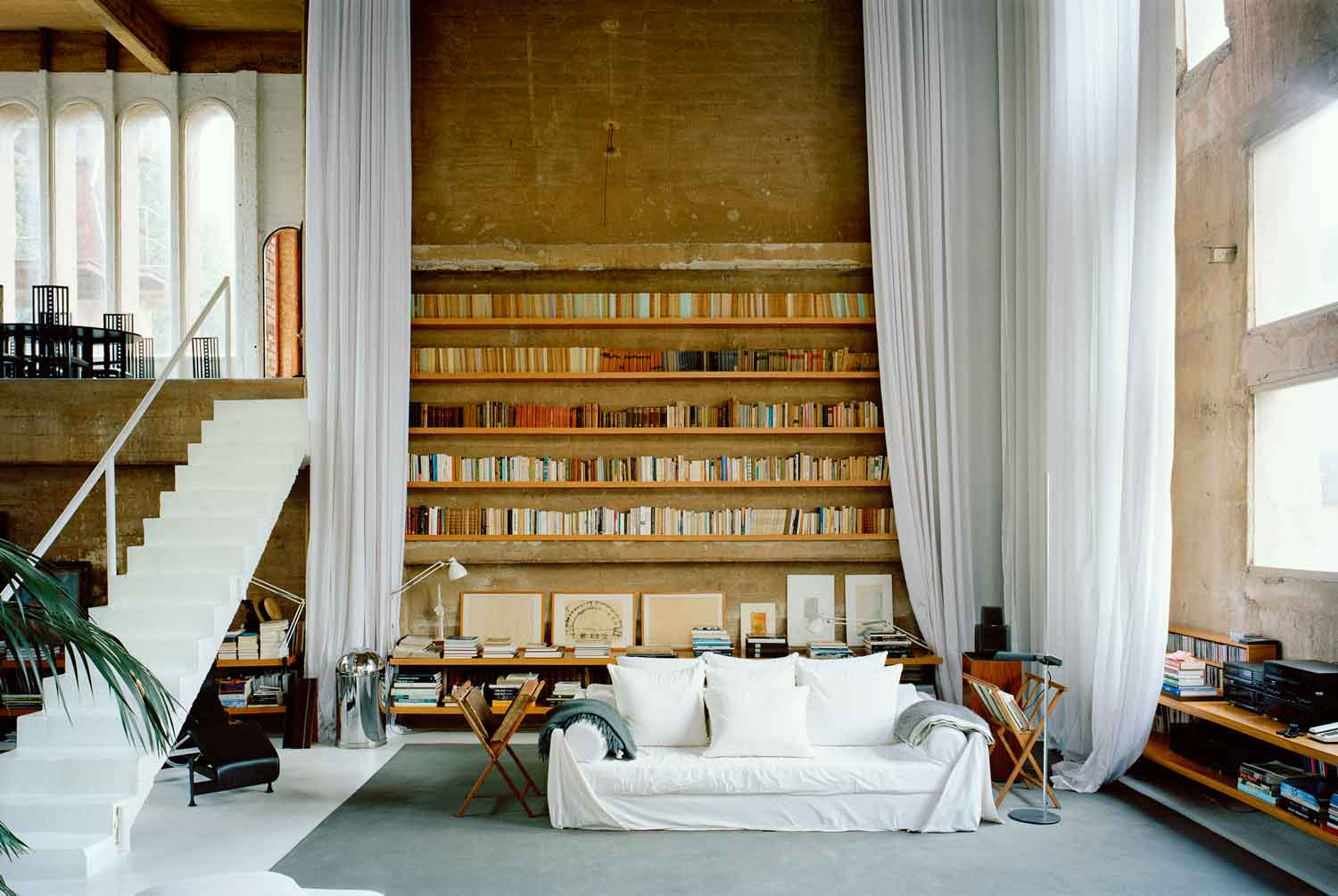 Ricardo Bofill S Epic Home In Spain Yellowtrace