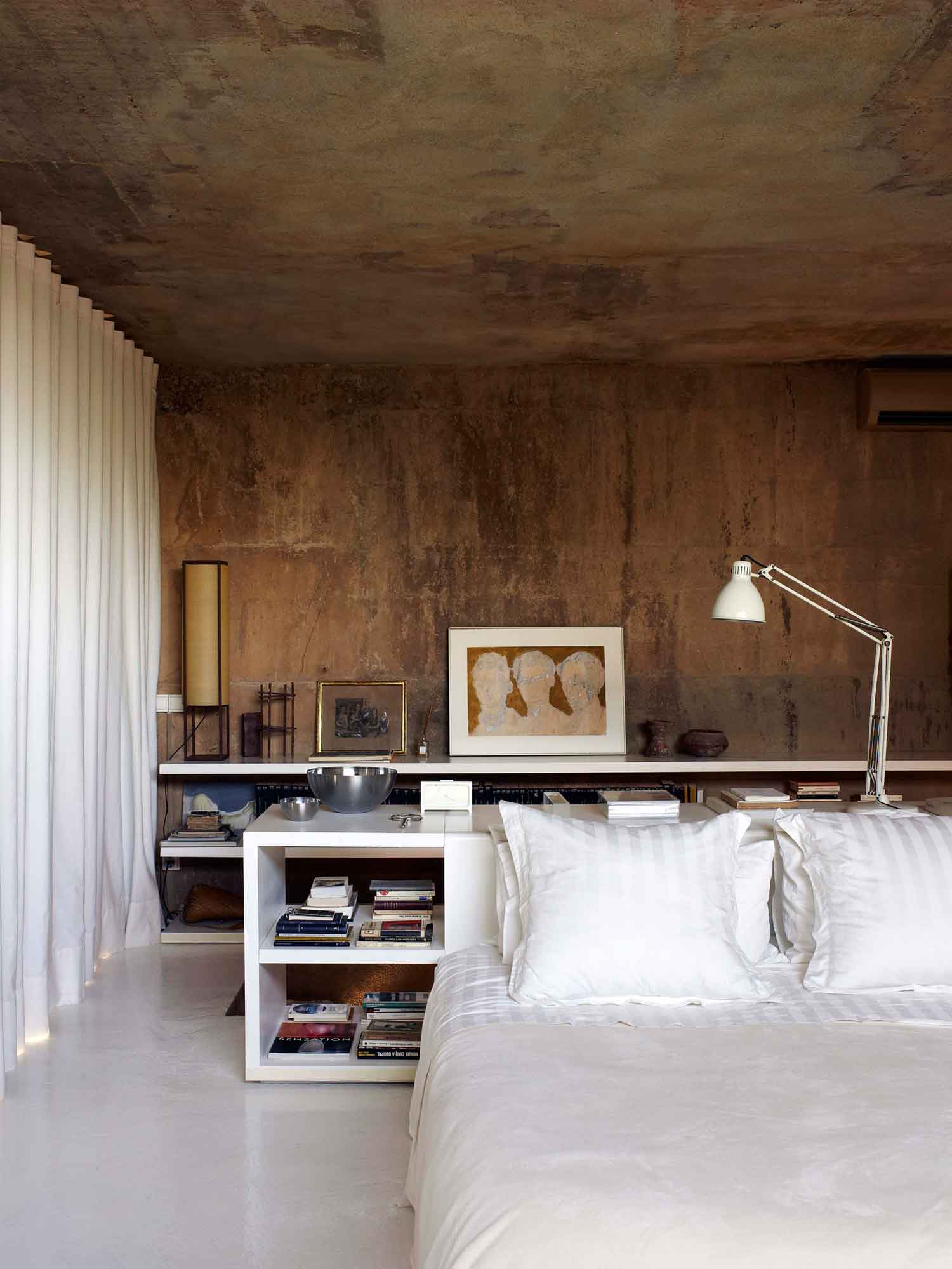 Ricardo Bofill's Epic Home Within an Old Cement Factory in Spain | Yellowtrace