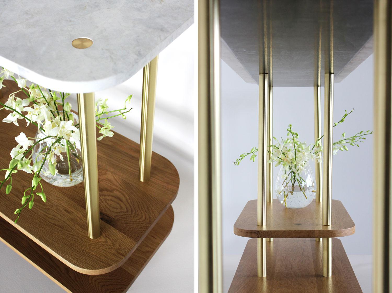 Rosanna Ceravolo Design Colonna Console | Yellowtrace