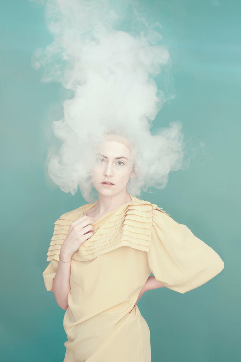 Surreal Portraits by Aisha Zeijpveld | Yellowtrace