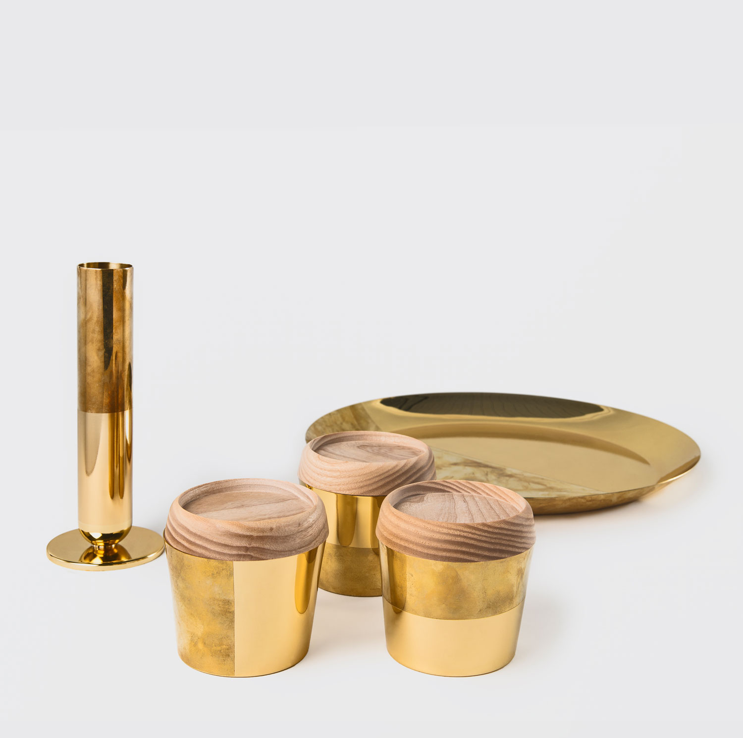 Tarnish Tableware Collection by Daniel Schofield | Yellowtrace