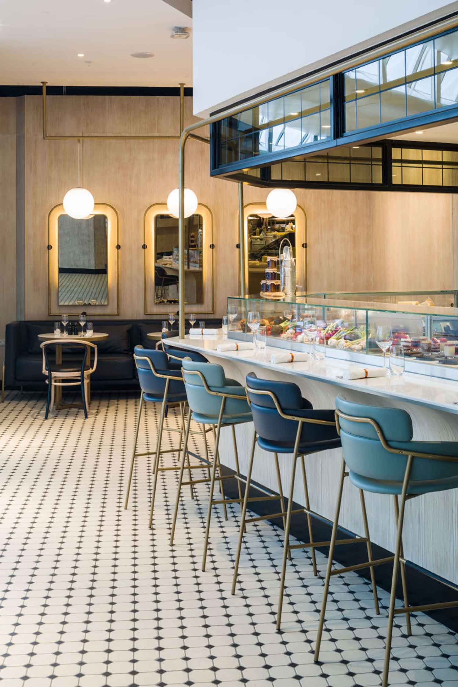 The Gorgeous Kitchen in London by Blacksheep | Yellowtrace