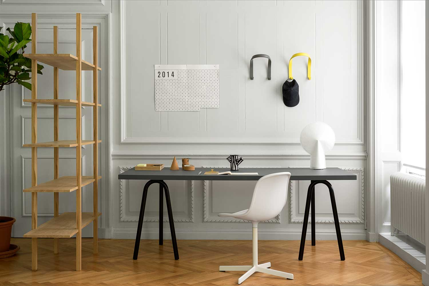 Design And Dine\' by HAY & Wrong for Hay // LDF14.