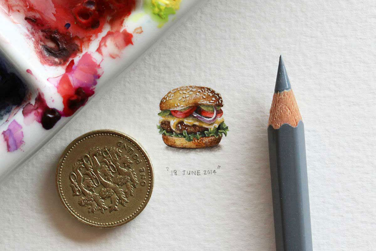 365 Postcards for Ants by Lorraine Loots | Yellowtrace