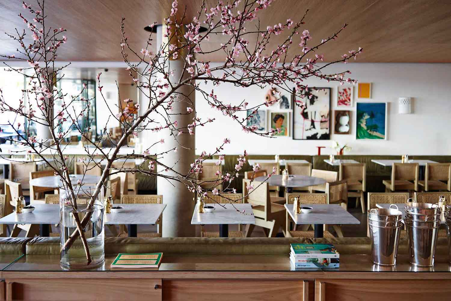 Bill Granger Opens Bills Restaurant at Bondi Beach | Yellowtrace