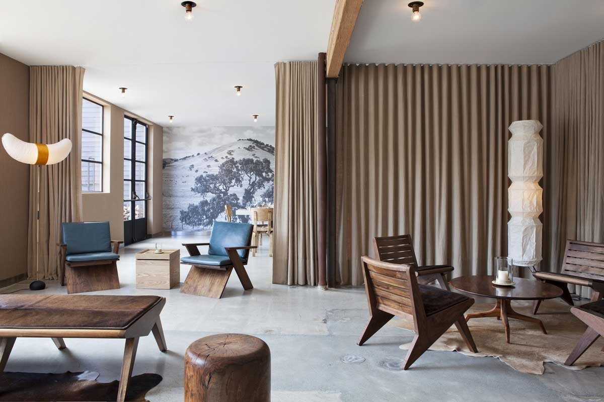 Farmshop restaurant in california by commune yellowtrace - Top interior designers california ...
