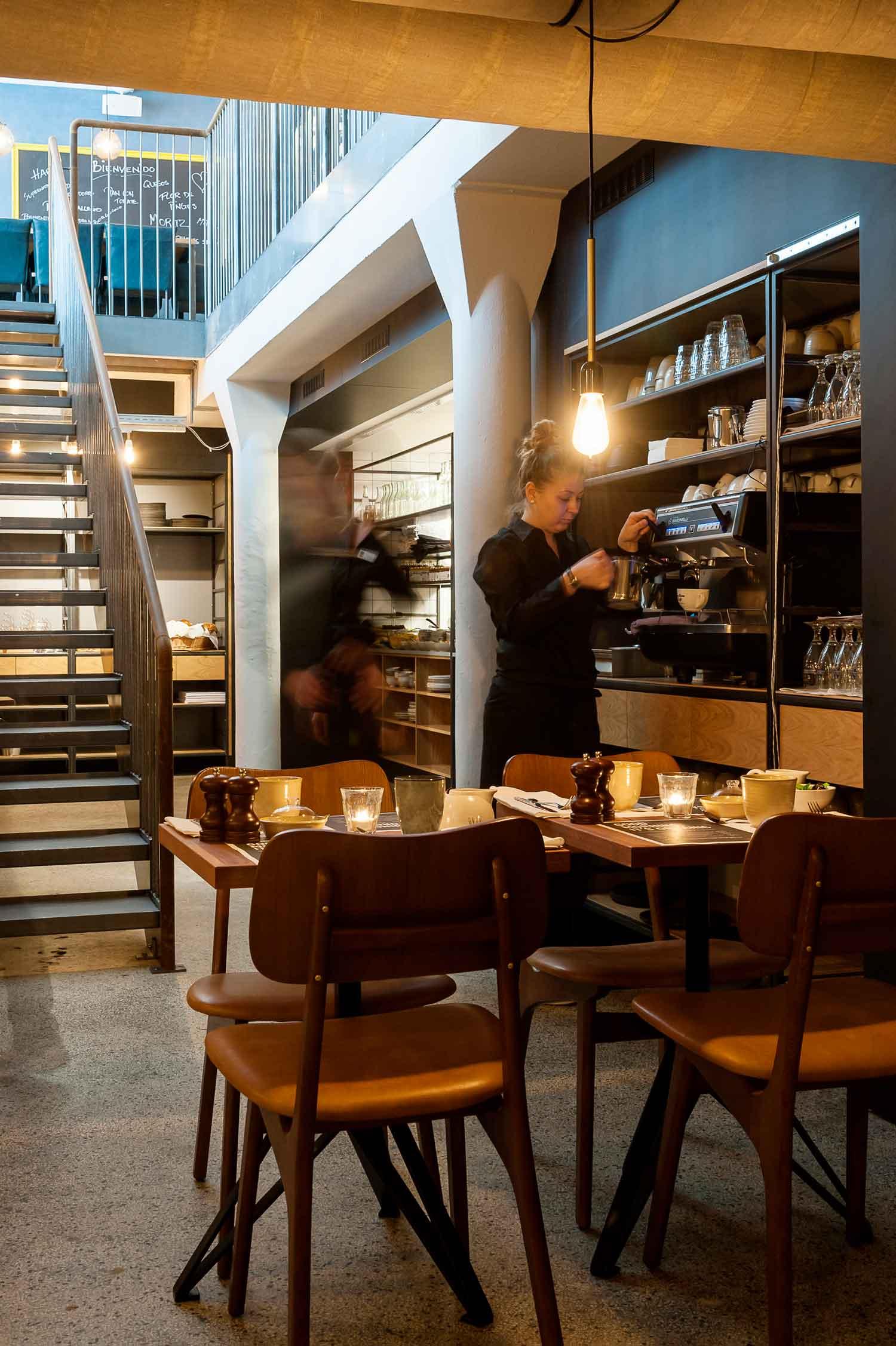 Hotel SP34 Designed by Morten Hedegaard // Copenhagen, Denmark | Yellowtrace