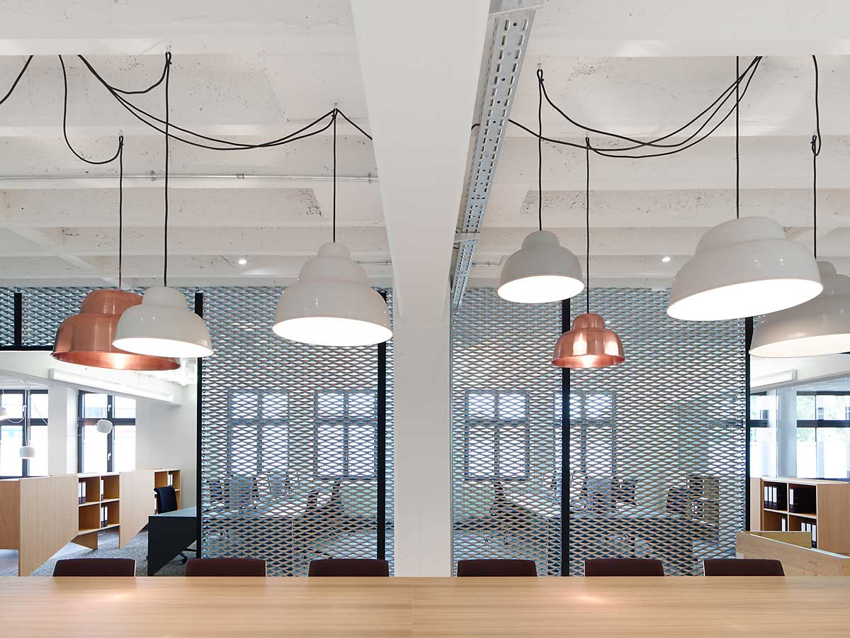 Movet Office Loft by Alexander Fehre | Yellowtrace