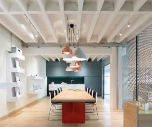 Movet Office Loft by Alexander Fehreer | Yellowtrace