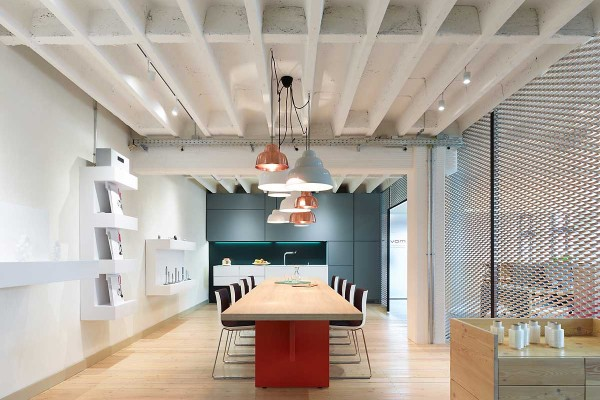 Movet Office Loft by Alexander Fehreer | Yellowtrace