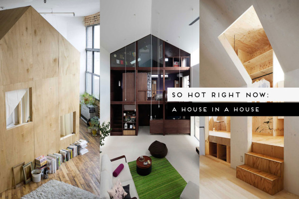 So Hot Right Now // House in a House, curated by Yellowtrace