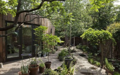 Tree House by 6a Architects | Yellowtrace